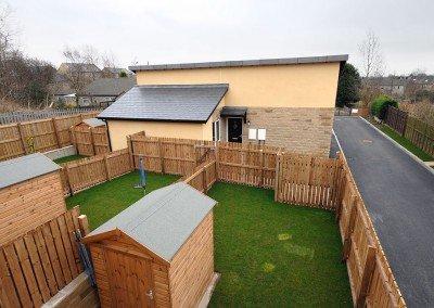 Bowman Riley Architects. Housing Scheme, Station Court, Hellifield. 29-2-2012